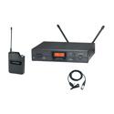 Audio-Technica ATW-2129BI 2000 Series ATW-2129 Wireless Lavalier Microphone System - 487.125 - 506.500MHz