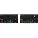 Atlona AT-AVA-EX70C-BP-KIT Avance 4K/UHD HDMI Transmitter and Receiver Kit with RS-232 and IR Pass-through