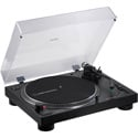 Audio-Technica AT-LP120XBT-USB-BK Direct-Drive Turntable (Analog / Wireless & USB) - Black