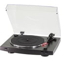 Audio-Technica AT-LP3BK Fully Automatic Belt Drive Stereo Turntable - Black