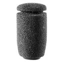 Audio-Technica AT8109 Small 2-Stage Foam Windscreen- Black