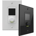 Attero Tech Axon C1 In-wall Remote Controller - 1 Gang - White and Black Inserts and Decora Plates