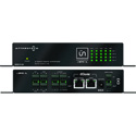Attero Tech UND4I-L-U 4 Channel Mic/Line Input Interface with Logic I/O - PoE or 24VDC - UDP Control