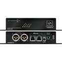 Attero Tech UNDAES-O 2/4 Channel Dante to AES3 Bridge - PoE or 24VDC