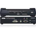 ATEN KE6900KIT01 KE6900T/ KE6900R DVI Single Display IP KVM Receiver & Transmitter Kit