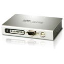 ATEN UC2324 - 4-port USB to Serial RS-232 Hub