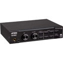 ATEN VP1421 4x2 True 4K Presentation Matrix Switch with Scaling/DSP and HDBaseT-Lite