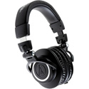 Audio-Technica ATH-M50X Professional Monitor Headphones - Black