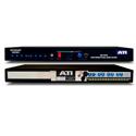 ATI DA1008-2 1X8 Distribution Amplifier metered Plus-22dBm Output Tem Strip I/O