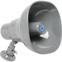 Atlas AP-15TU Emergency Signaling Horn Loudspeaker with 25V/70.7V-15W Transformer
