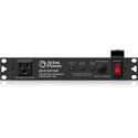 Atlas AP-S15RTHR 15A Half Width Rack Power Conditioner with Remote Activation