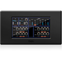 Atlas BBWP-TOUCH7B BlueBridge 7-inch Touch Panel Wall Controller - Black