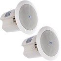 Atlas FAP40T Strategy Series 4 Inch Ceiling Speaker (Pair)