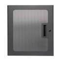 Atlas MPFD24-3 3 Inch Deep Micro Perf Door for WMA 100 and 200 Series Racks 24RU