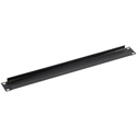 Atlas SPR1 19 Inch Blank 1 RU Recessed Rack Panel