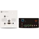 Atlona AT-HDVS-150-WP-KIT Wallplate HDBaseT TX / RX for HDMI / VGA includes AT-HDVS-150-RX and AT-HDVS-150-TX-WP Combo Kit