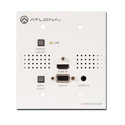 Atlona AT-HDVS-150-TX-WP Two-Input Wall Plate Switcher for HDMI and VGA/Audio to HDBaseT
