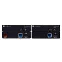 Atlona AT-UHD-EX-70-KIT 4K/UHD HDMI Over HDBaseT TX/RX with PoE