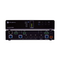 Atlona AT-UHD-SW-5000ED 4K/UHD 5 Input HDMI Switcher with Two HDBaseT Inputs and Mirrored HDMI/ HDBaseT Outputs