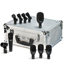 Audix FP5 5-piece Fusion Drum Mic Package