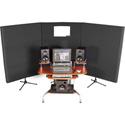 Auralex - MAX 831- Mobile Acoustical Enviroment - Gray