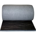 Photo of  Auralex SFIBER-ROLL-BLK SonoFiber Acoustic Panel - Black Roll 2 Inch x 48 Inch x 300 Inch - 25 Foot Roll - Black