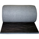 Photo of Auralex SFIBER-ROLL-BLK SonoFiber Acoustic Panel - Black Roll 2 Inch x 48 Inch x 300 Inch - 25 Foot Roll - Black