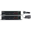 Aurora DXE-CAT-S2-4K HDMI HDBaseT over Cat5 Extender - 4K