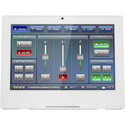 Aurora RXT-10D-W 10 Inch Desktop ReAX IP Touch Panel Control System - White