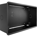 Aurora RXT-BB7-K In-Wall Mounting Black Box for RXT-7