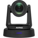 AViPAS AV-2020G 20X-3GSDI/HDMI/USB2.0 PTZ Camera with IP Live Streaming and PoE+ Supported - Dark Gray
