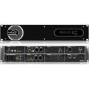 AuviTran Audio Toolbox Installation Version - 19 Inch x 2u w/7 Card Slots/Internal audio Matrix/Redundant PSU