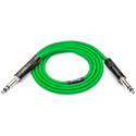 AVP LPC-4-GREEN 4 foot/1200mm Longframe Patch Cord - 4 Ft.