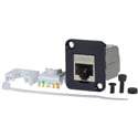 AVP UM2RJ45-6S Maxxum Cat6 Shielded RJ45 Tool-less or 110/Krone Punchdown 23-26AWG Stranded or Solid