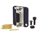 AVP UMDB9-CF Maxxum DB9 Female Socket Contacts - Crimp Adapter Plate(s) and/or Hardware MIS Color-Code