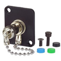AVP UMF-SMS-ST-DC ST SM SX Metal Adaptor - Zirconia Sleeve with 1 Dust Cap and Chain