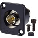 AVP UMJJ200R Maxxum BNC Feedthru 12 GHz Semi-Recessed Black Chassis Adapter Plate(s) and / or Hardware MIS Color-Code