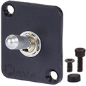 AVP UMMTS-L Maxxum Miniature Toggle Switch DPDT/3A/250VAC Solder Adapter Plate(s) and/or Hardware MIS Color-Code