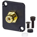 AVP UMRCA-W Maxxum RCA Feedthru White Adapter Plate(s) and/or Hardware - MIS Color-Code