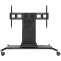 Avteq RPX-CSB70 Single Large TV Display Stand/Cart - Supports 70 inch Cisco Spark Board Display