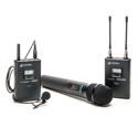 Azden 310LH Wireless System w/ Lav & Handheld
