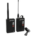 Azden PRO-XR 2.4 GHz Wireless Microphone System with Signal Redundancy Technology