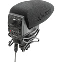 Azden SMX-30V Stereo/Mono Mixable Video Shotgun Microphone