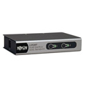 Photo of Tripp Lite B022-002-KT-R 2-Port Desktop KVM Switch with 2 KVM Cable Kits