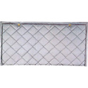 Sound Seal Durable 24 x 48 x 2 Inch Grey Baffle