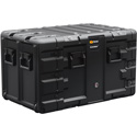 Pelican BlackBox 9U Light Duty Rack Mount Case