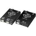 Black Box ACS4001A-R2-SM ServSwitch Single DVI Fiber Optic KVM Extender USB Single-Mode