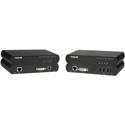Black Box ACU1500A-R3 KVM Extender - DVI-D USB 2.0 Single-Access CATx