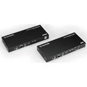 Black Box ACU1700A KVM Extender 4K@60Hz HDMI 1.4 USB 2.0 HDBT 2.0 CAT5e/6/6A