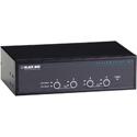 Black Box KV9624A 4-Port Desktop KVM Switch - Dual-Head DVI-D - USB